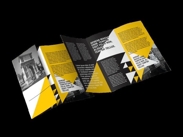 brochure e pieghevoli grafiche iuorio stampa digitale