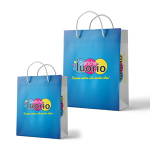 Shopper - Grafiche Iuorio